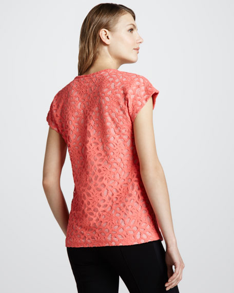 Acida Lace Top