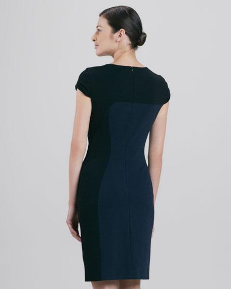 Dixie Colorblock Dress
