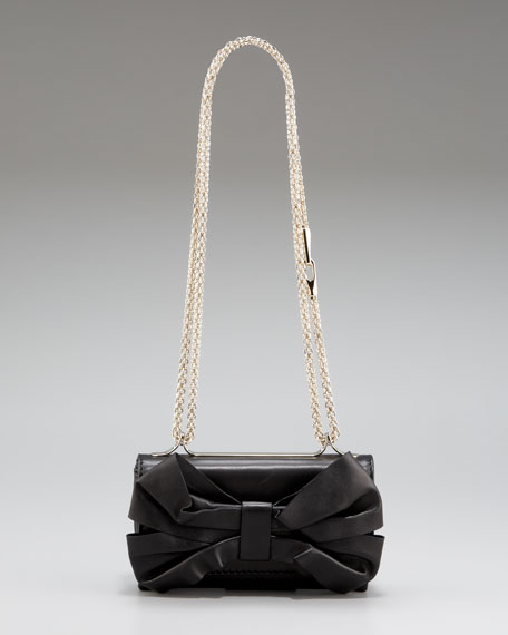 Bow-Flap Bag