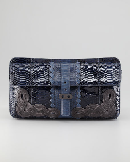 Canyon Fold-Over Clutch Bag