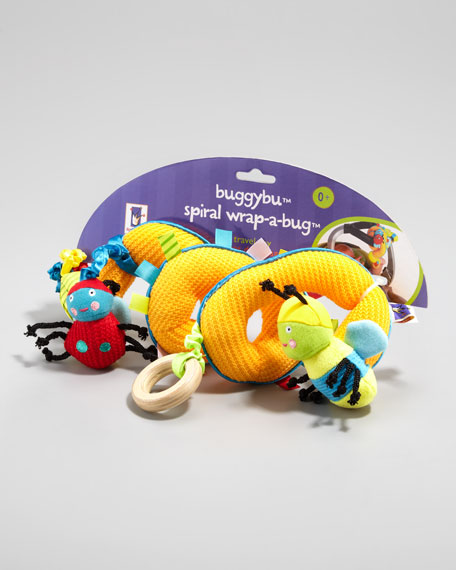 Spiral Wrap-a-Bug™ Travel Toy