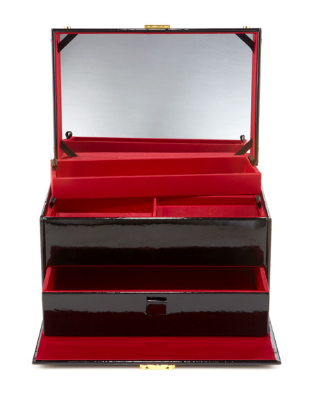 Exclusive Deluxe Beauty Trunk, Filled