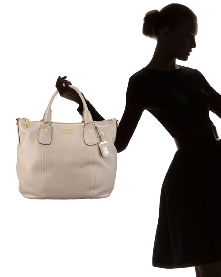 Daino Double-Handle Tote