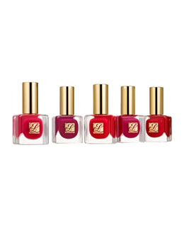Estee Lauder Red Haute Collection Pure Color Nail Lacquer