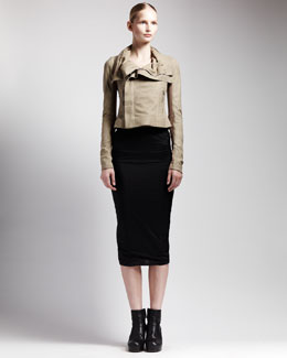 Rick Owens Long Tube Skirt