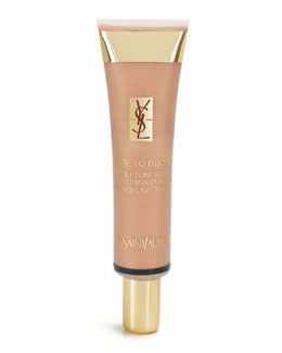 Yves Saint Laurent Beaute Limited Edition Contemporary Amazon Dare to Glow Illuminator