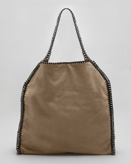 Stella McCartney Falabella Shoulder Bag, Gray