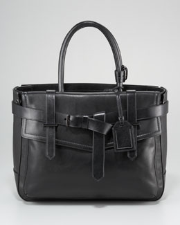 Reed Krakoff Boxer Tote Bag, Black