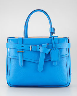 Reed Krakoff Boxer Tote Bag, Royal
