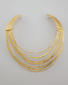 Alexis Bittar Lightning Bolt Collar