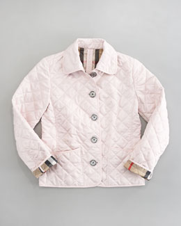Burberry Ice Pink  Jacket