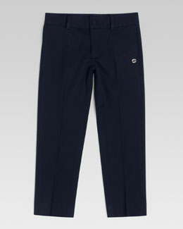 Gucci Stretch Wool Dress Pants
