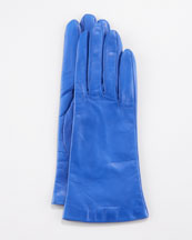 Portolano Two-Button Classic Gloves, Nautica
