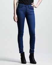 rag & bone/JEAN The High-Rise Skye Lightweight Skinny Jeans
