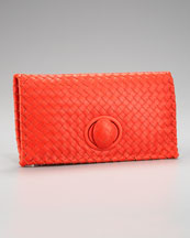 Bottega Veneta Veneta Turnover Clutch
