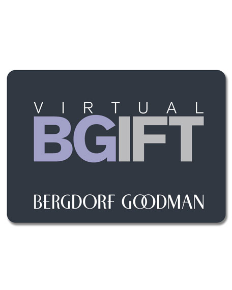 Virtual Gift Card, $50