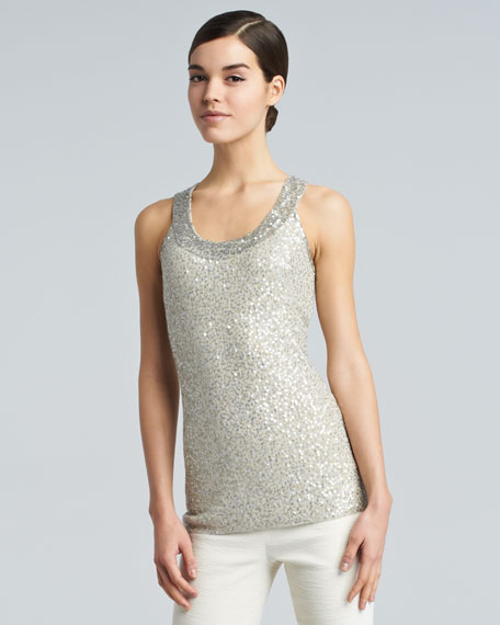 Sequined Shell, Natural
