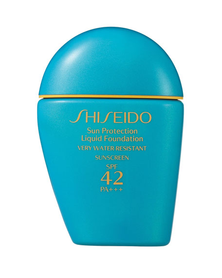 Sun Protection Liquid Foundation SPF 42 PA +++