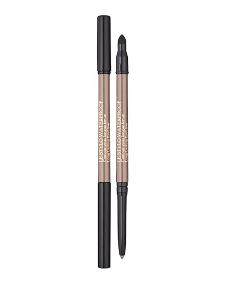 Le Stylo Waterproof Long-Lasting Eyeliner, Taupe Brilliant