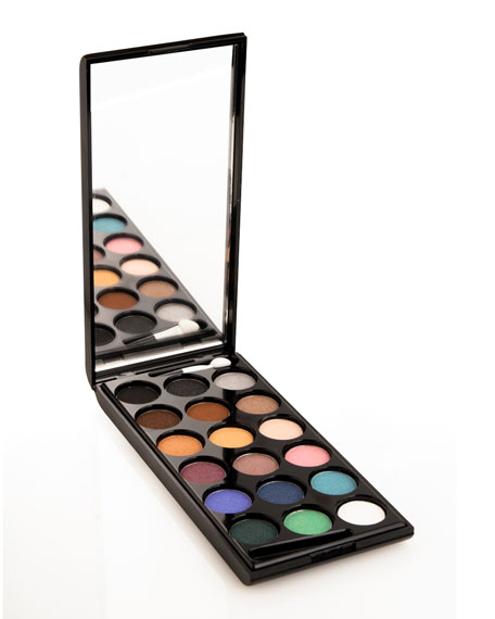 """Melange de Colour' Fashion Eye Shadow Palette"