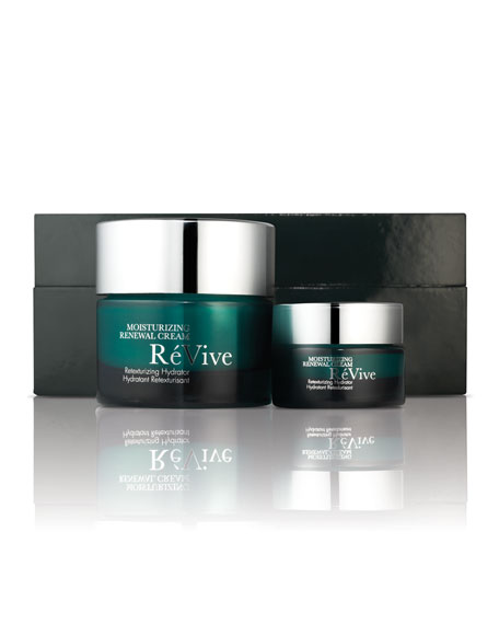Limited Edition Moisturizing Renewal Cream Kit