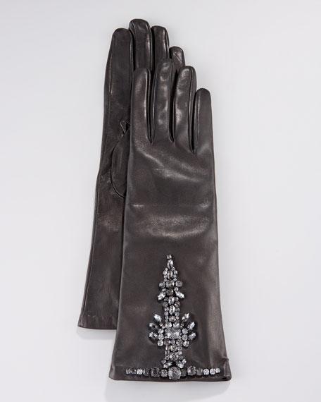 Glam Stones Gloves