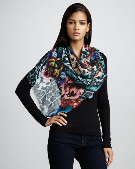 Agnes Printed Scarf