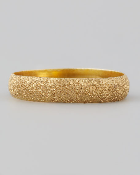 Mirador 18kt Yellow Gold Sparkly Ring
