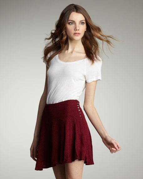 Gemma Dotted Skirt