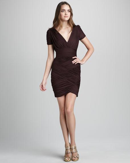 Jersey Crisscross Dress