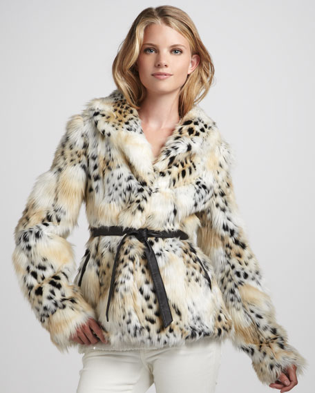 MacGraw Faux-Fur Jacket