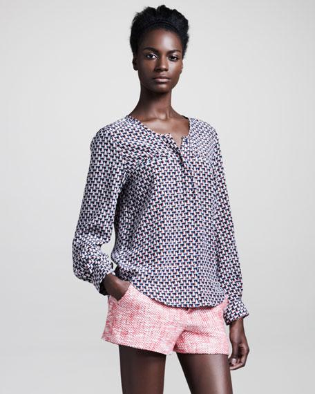 Merci Tweed Shorts