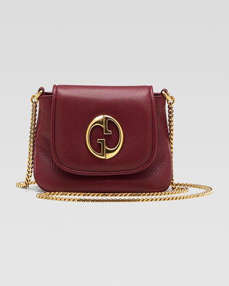 2e848a50441859 Gucci 1973 Small Shoulder Bag