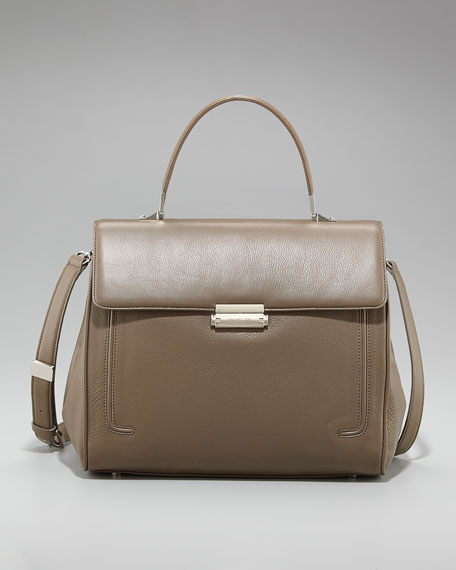 Jane Leather Satchel