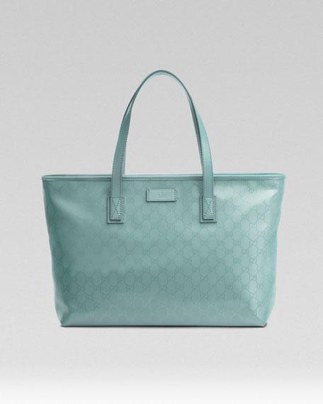 GG Medium Imprimee Tote Bag, Splash