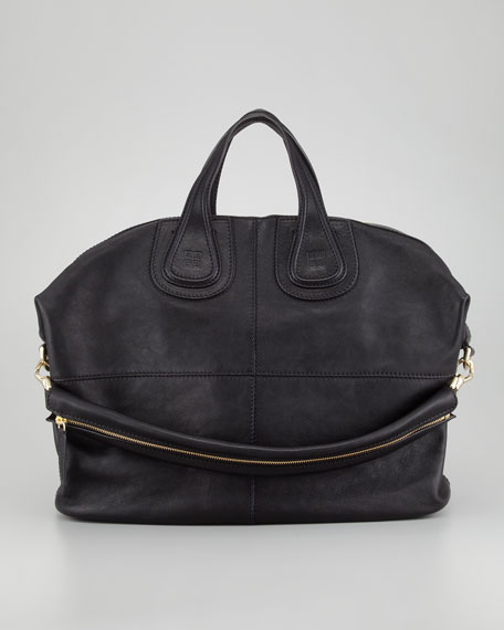 99ab227a3f Givenchy Nightingale Zanzi Large Leather Bag
