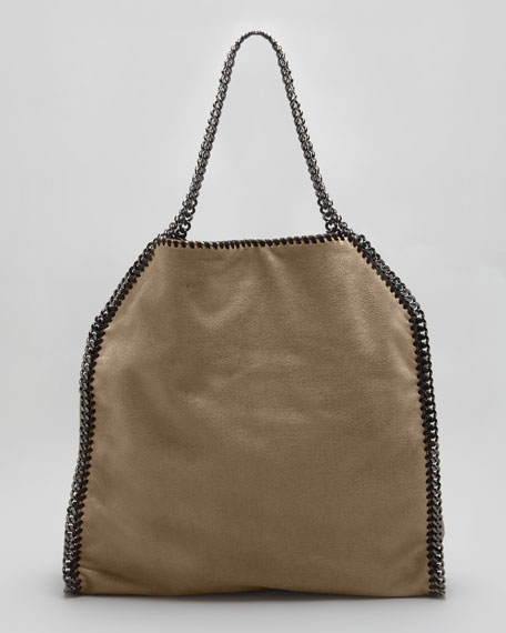 Falabella Shoulder Bag, Gray