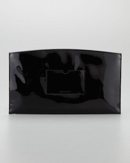 Atlantique Patent Pouch, Black