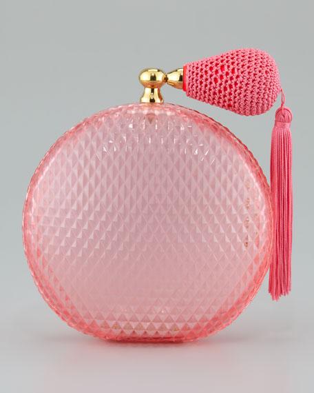 Perfume Clutch, Pink