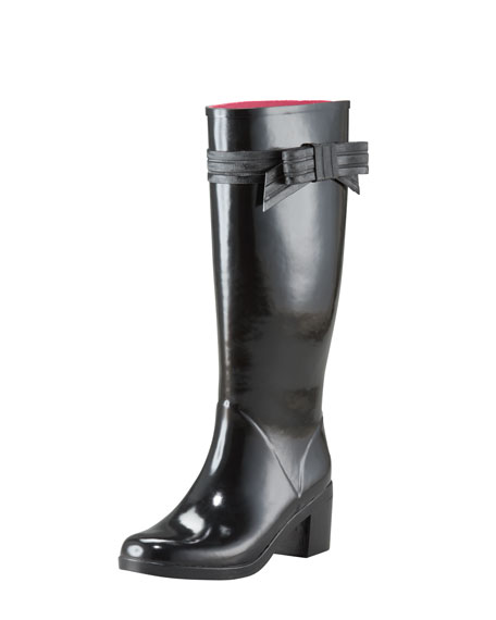 randi beribboned rainboot