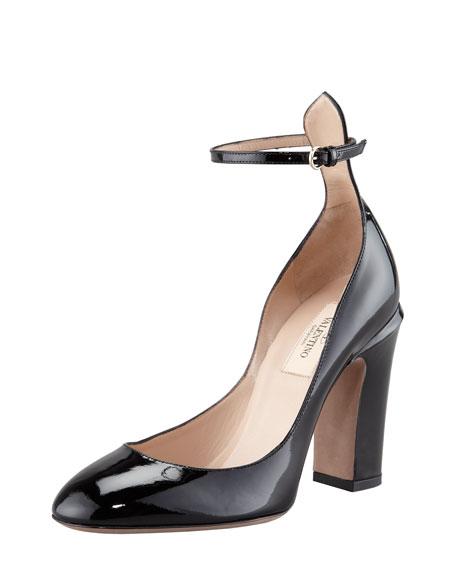 Valentino Tango Patent Pump 0d7a2d0ed033