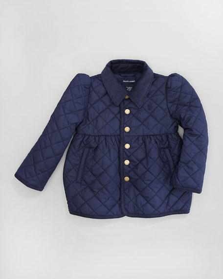Skirted Barn Jacket