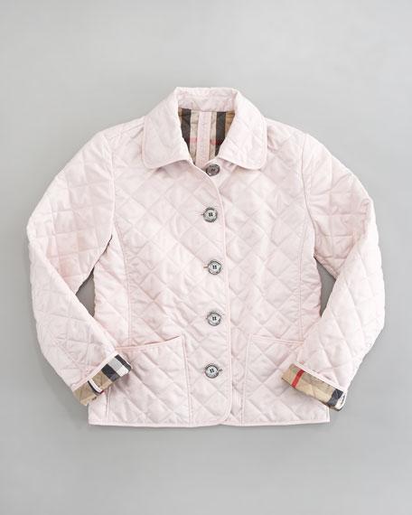 Ice Pink  Jacket