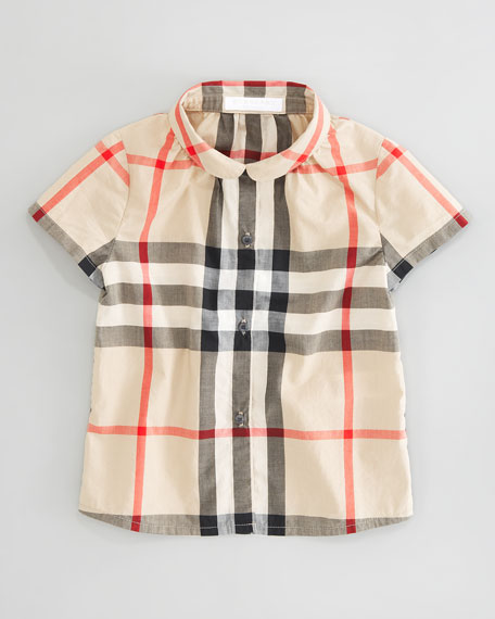 Button-Down Shirt, 12M-3Y