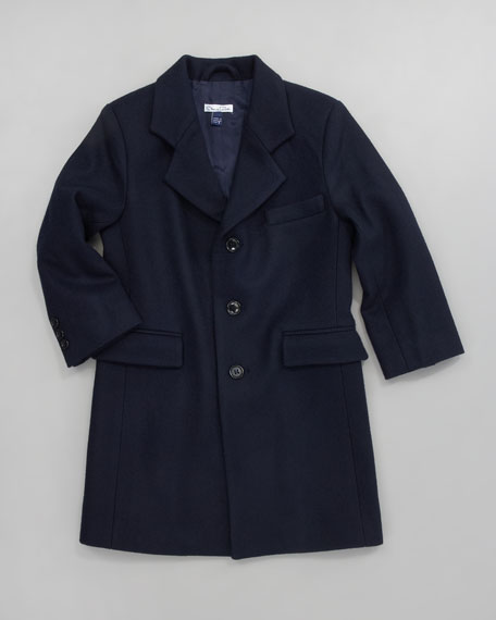 Loden Dress Coat