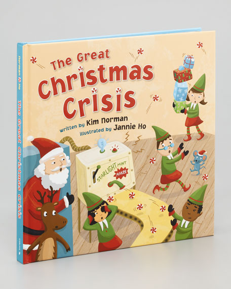 """The Great Christmas Crisis"" Story Book"