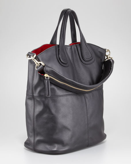 Nightingale Waxy Leather Shopper