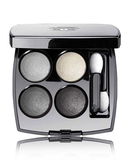 <b>LES 4 OMBRES - BLUE RHYTHM DE CHANEL COLLECTION</b><br>Multi-Effect Quadra Eyeshadow