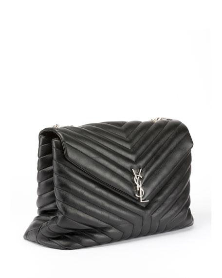 Loulou Monogram Medium Chain Bag