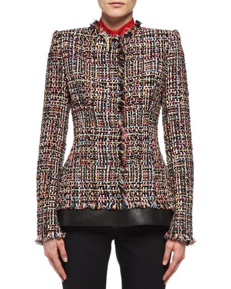 Wishing Tree Tweed Jacket